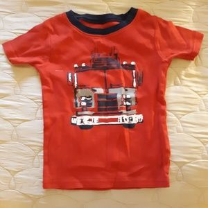 Boys Carter Engine T-Shirt